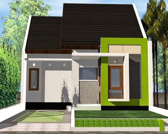 kumpulan desain rumah minimalis type 45 hot press new