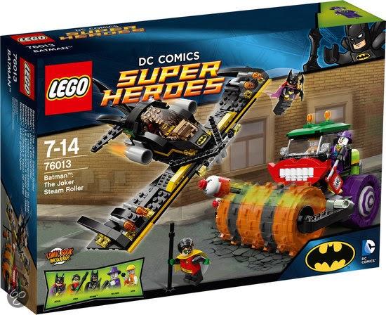 Lego Batman Sets 2014: LEGO DC Comics Super Heroes BATMAN Building Sets Revealed
