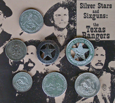 the NAVASOTA CURRENT: Texas Ranger Badges    and those that