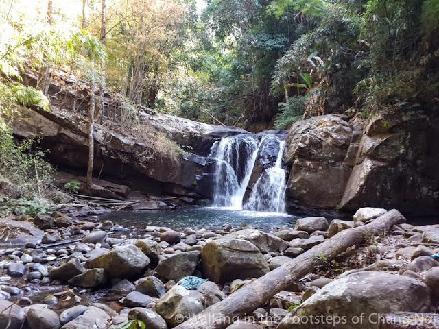 Soi Dao waterfall, Thailand