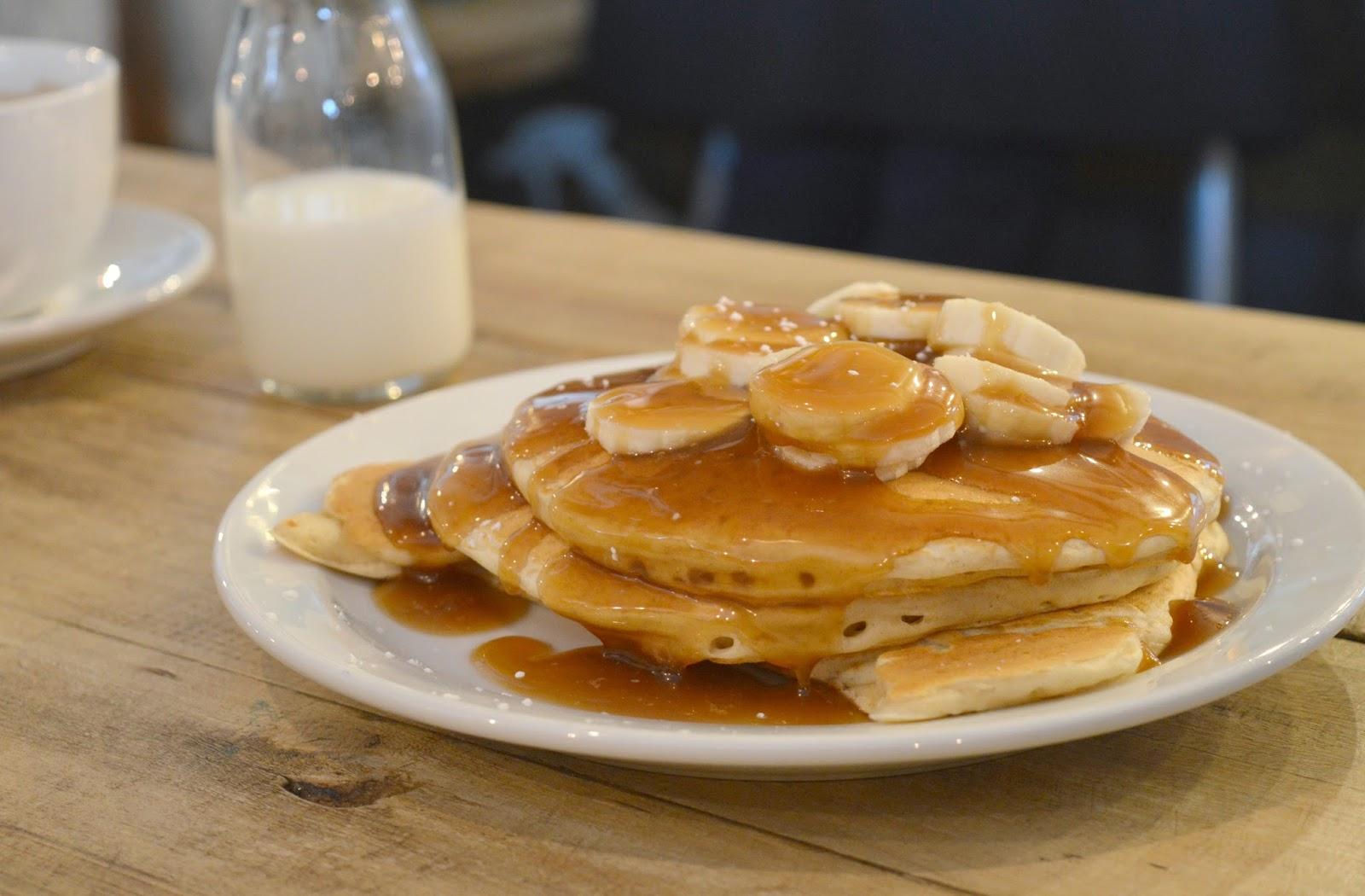 Monsieur Crepe, Heaton - Pancake Stack