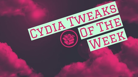 These all tweaks are just tested & work fine and are available in Cydia via BigBoss & ModMyi Repo. Take a look at new released Cydia tweaks of the week you might have missed