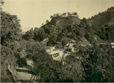 Castle in Landour