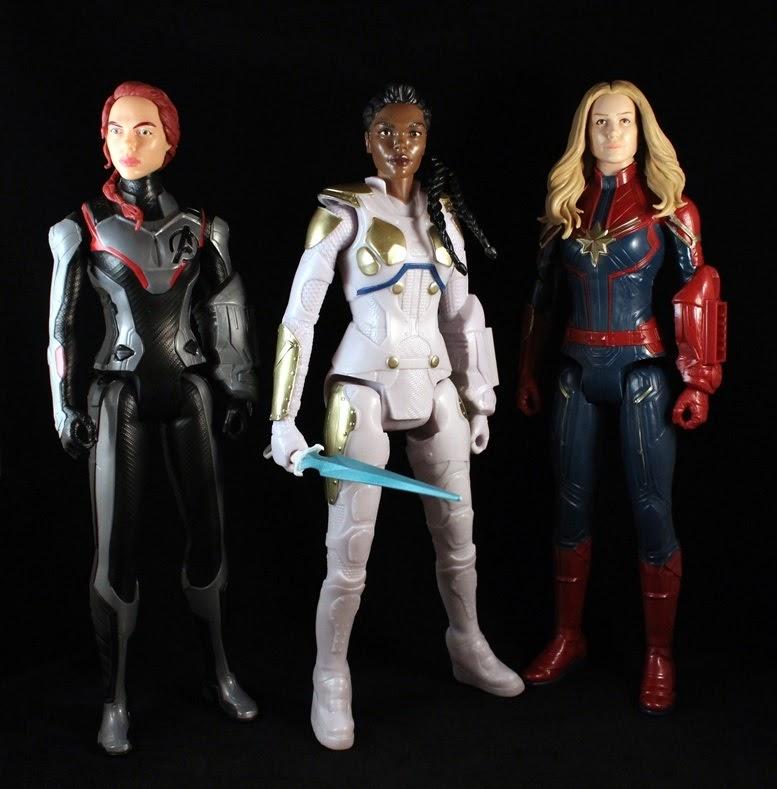 Am Valkyrie: She's Fantastic: Marvel Titan Hero Series