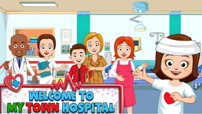 My Town Hospital Apk for Android (paid)