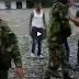 Tensión en la vía Tadó-Pereira por las caravanas del ejercito