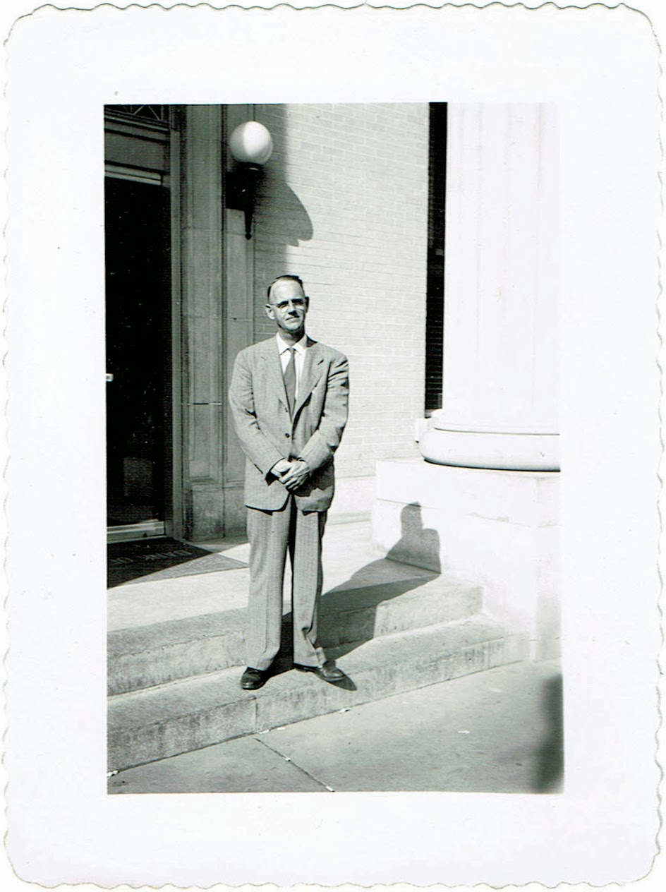 William Wall Smith of Tampa Florida USA in March 1949