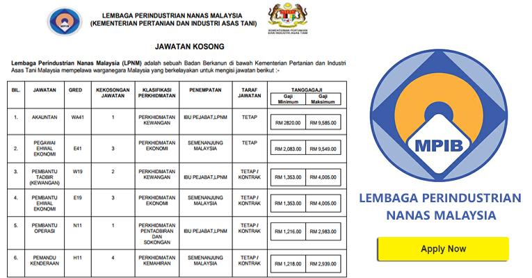 Lembaga Perindustrian Nanas Malaysia MPIB