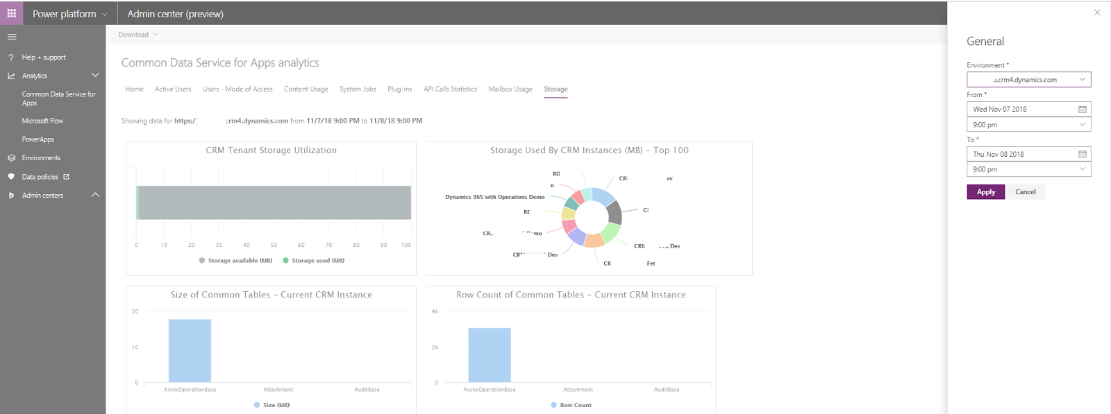 JOPX on CRM, Cloud and Analytics: 2018