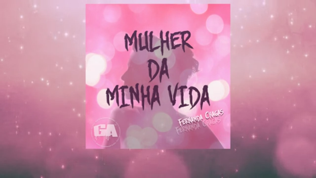 """""""Mulher da Minha Vida"""" é single de estreia da cantora Fernanda Chagas"""