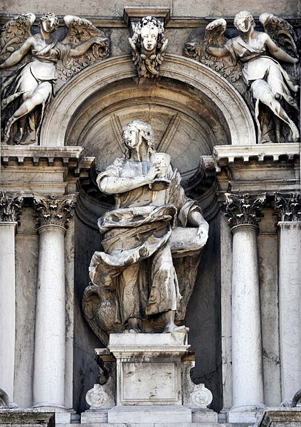 Barroco: Santa María de la Salud, Venecia
