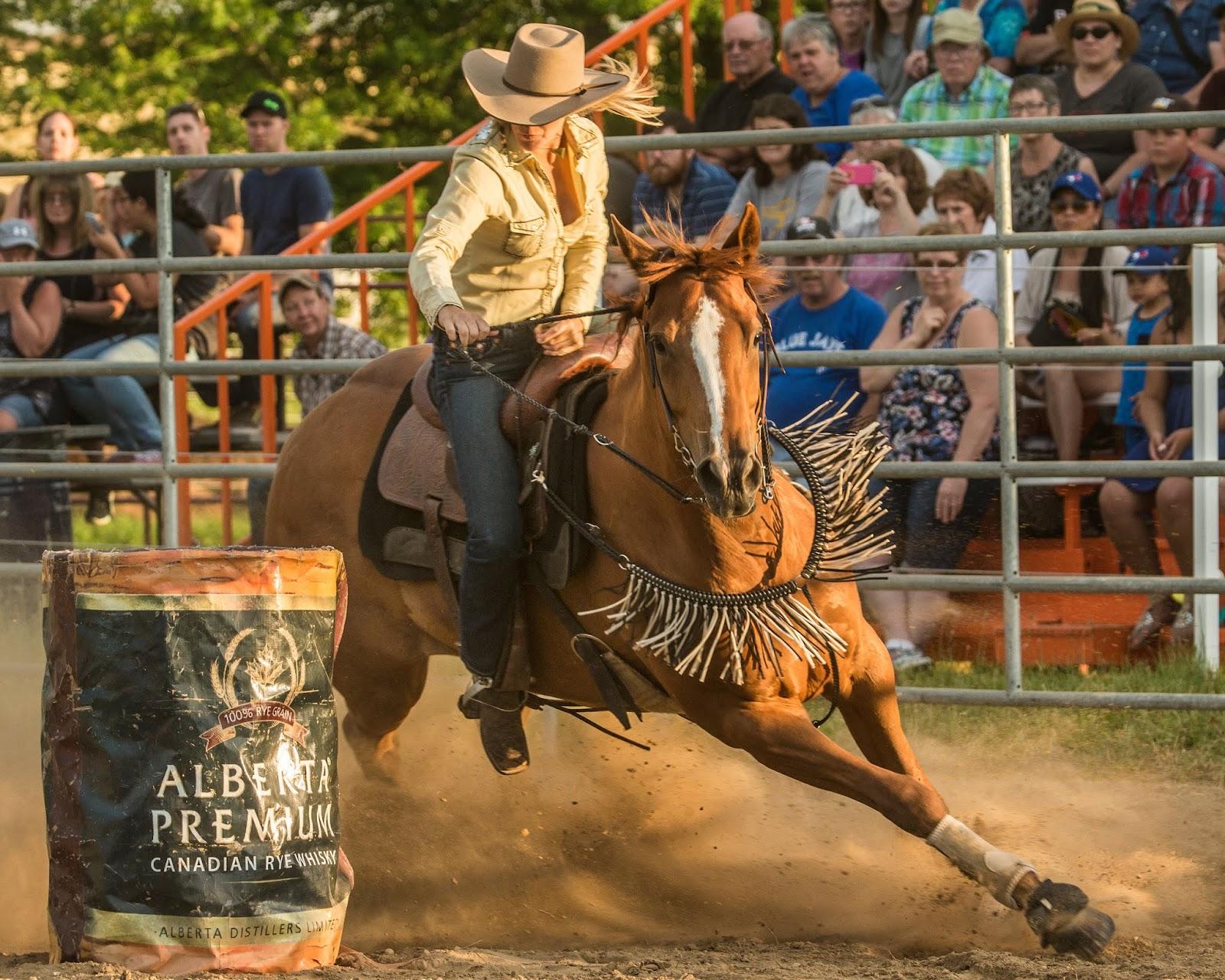 2019 Calgary Stampede Barrel Racing Results