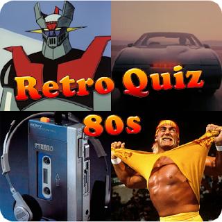 Retro Quiz de los 80