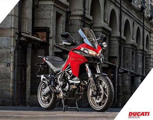 Harga Bekas Ducati Multistrada 950