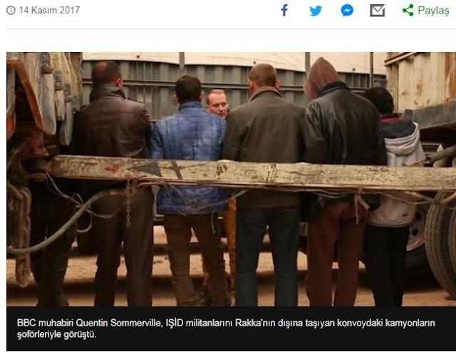 'Βρώμικα παιχνίδια στη Ράκκα'- Μυστικό σχέδιο των Κούρδων