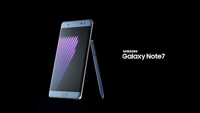 Galaxy Note 7 pode explodir na sua mão