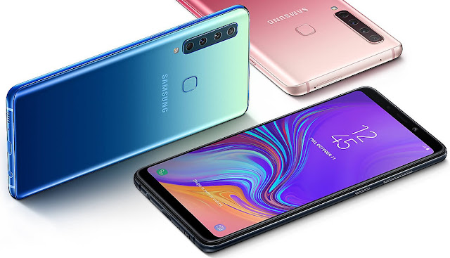 Samsung Galaxy A9 (2018) – 6.3-inch Super AMOLED Infinity Display | Qualcomm SDM660 Snapdragon 660, (6GB/128GB)