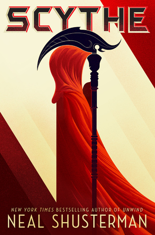 Scythe book cover