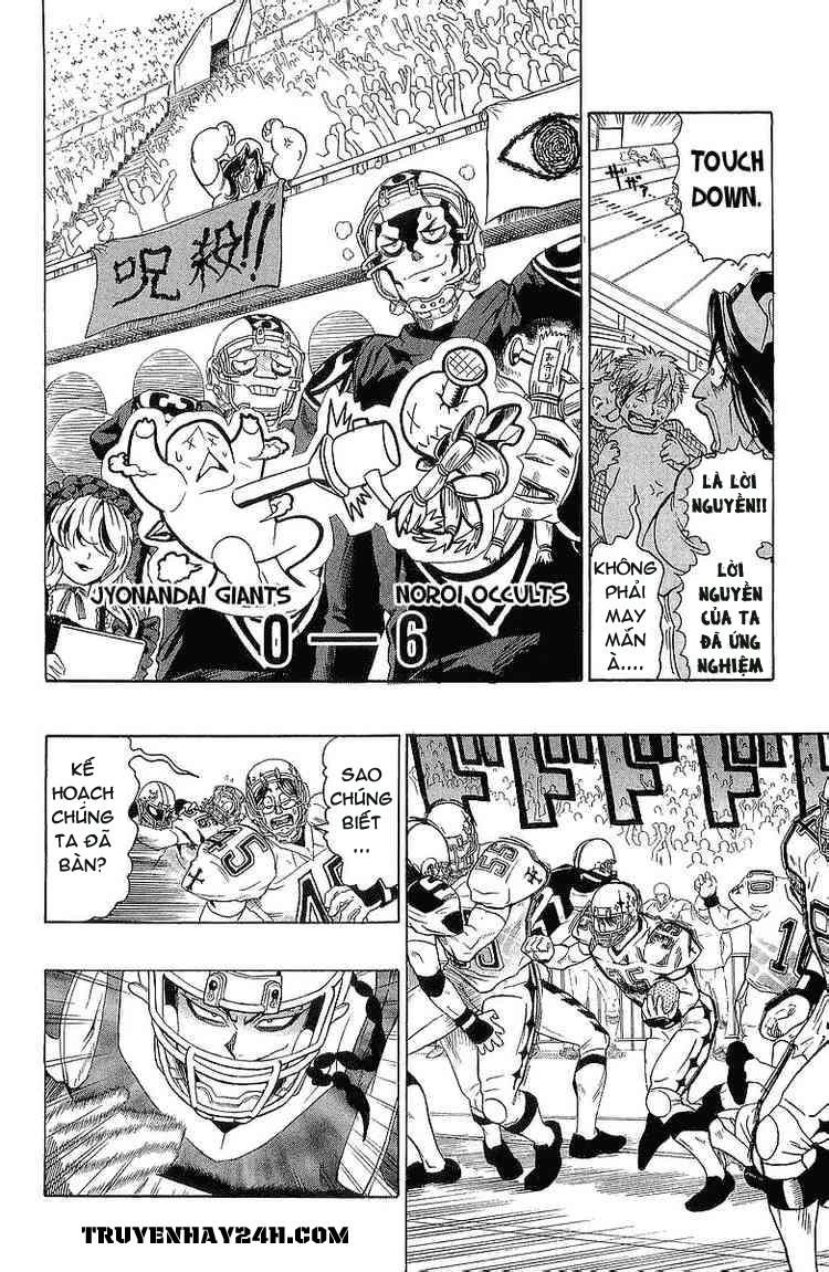 Eyeshield 21 chapter 107 trang 17