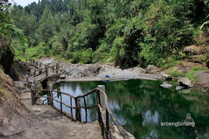 [CoC Regional: Lokasi Wisata] Telaga Sunyi Baturraden, Cocok Buat Merenung