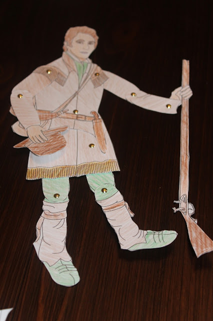 Famous Figures of the American Revolution {review}