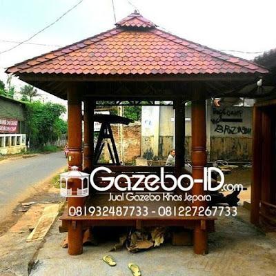 Gazebo Jepara