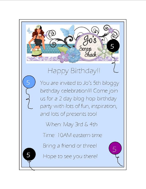 You're invited to a really BIG Birthday Party!