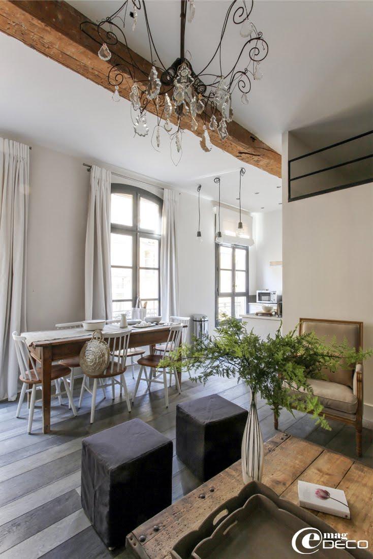 minimalisme et naturel chaleureux e magdeco magazine. Black Bedroom Furniture Sets. Home Design Ideas