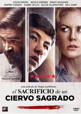 El Sacrificio del Ciervo Sagrado en Español Latino