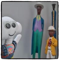 Mr Dream au Musée de l'Homme