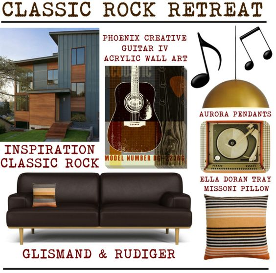 Classic Rock Retreat www.toyastales.blogspot.com #ToyasTales