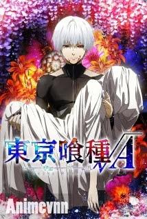 Tokyo Ghoul SS2 - Tokyo Ghoul Season 2 2015 Poster