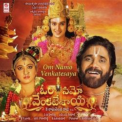 Om Namo Venkatesaya songs download, Om Namo Venkatesaya Songs Free Download, Om Namo Venkatesaya Mp3 Songs Download, Nagarjuna's Om Namo Venkatesaya Movie Audio CD Rips, Itunes Rips Free Download