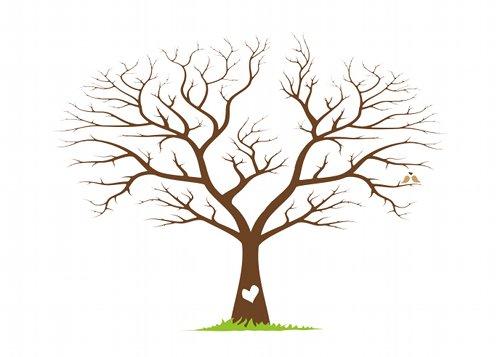 hochzeitskarten blog wedding tree. Black Bedroom Furniture Sets. Home Design Ideas