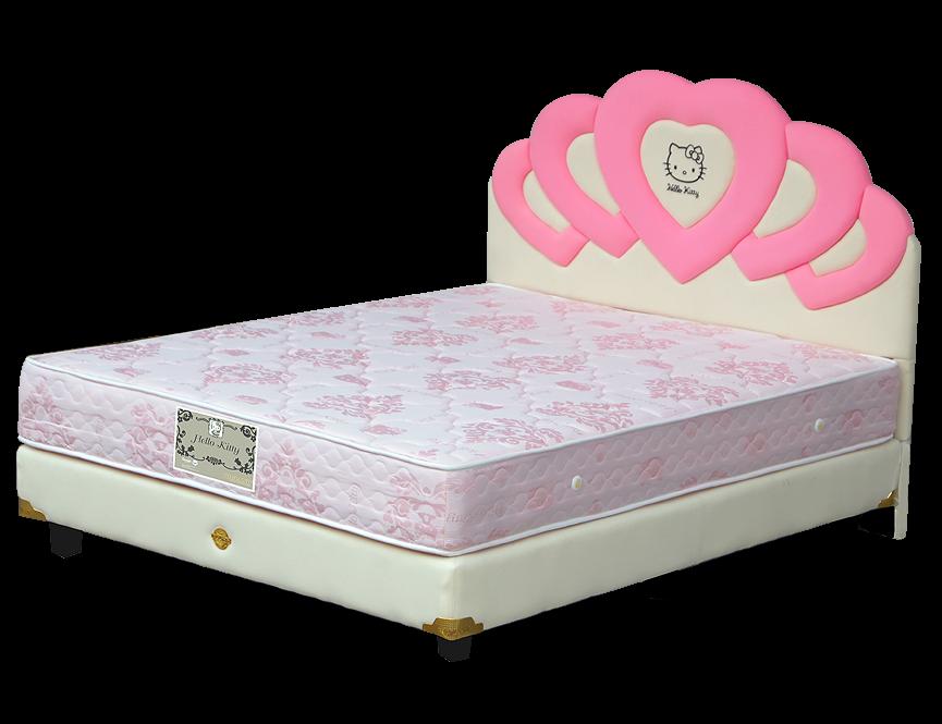 Harga Spring Bed Bigland Hello Kitty Rama Pink di Purwokerto