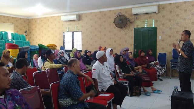 Peduli Usaha Micro, BPJE PKS Medan Denai Gelar Pelatihan Kewirausahaan