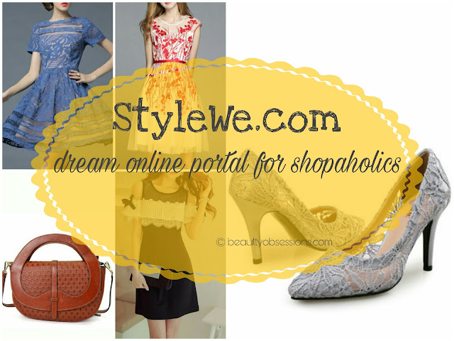 StyleWe.Com - Dream Online Portal For Shopaholics