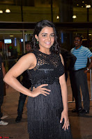 Wamiqa Gabbi in a sleeveless Black Designer Transparent Gown at 64th Jio Filmfare Awards South ~  Exclusive 046.JPG
