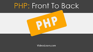PHP Front To Back
