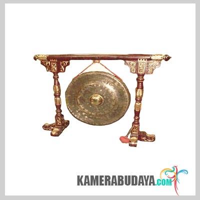 Gong, Alat Musik Tradisional Dari Bangka Belitung