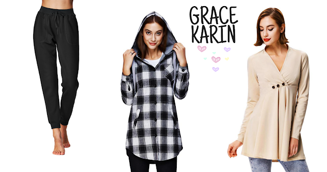 Grace Karin abbigliamento donna
