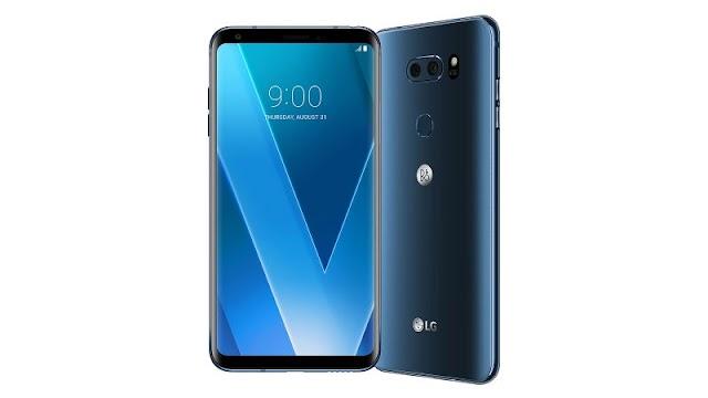 LG V30 6 इंच का फुलविज़न डिस्प्ले