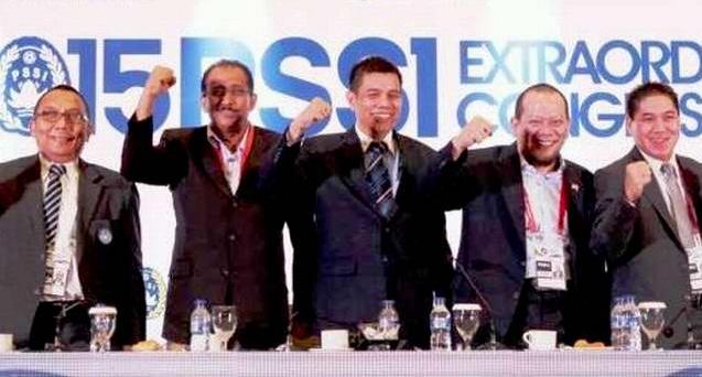3 Kandidat Sementara Calon Ketua Umum PSSI Periode 2016-2020