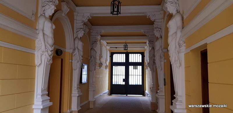 przejazd bramny brama Warszawa Warsaw kamienica Śródmieście warszawskie kamienice architektura architecture