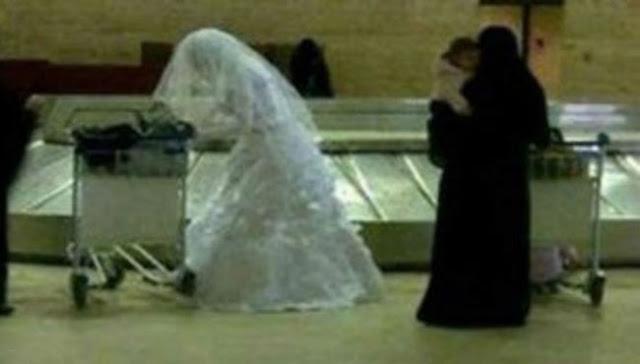 Lihat Calon Istri Turun dari Pesawat, Pengantin Pria Kabur, Sang Lelaki Ternyata....