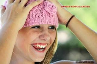 tertawa mempunyai kemiripan dengan doa
