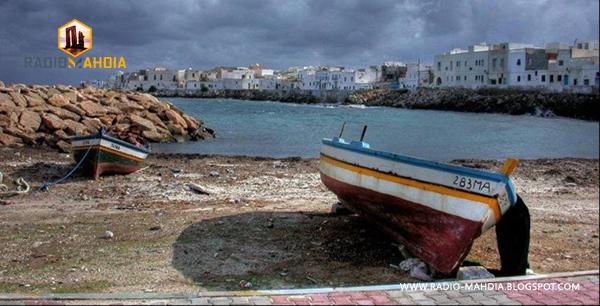 ملولش - المهدية : القبض على 4 أشخاص بصدد التحضير لعملية اجتياز للحدود البحرية خلسة