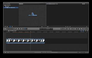final cut pro x画面写真
