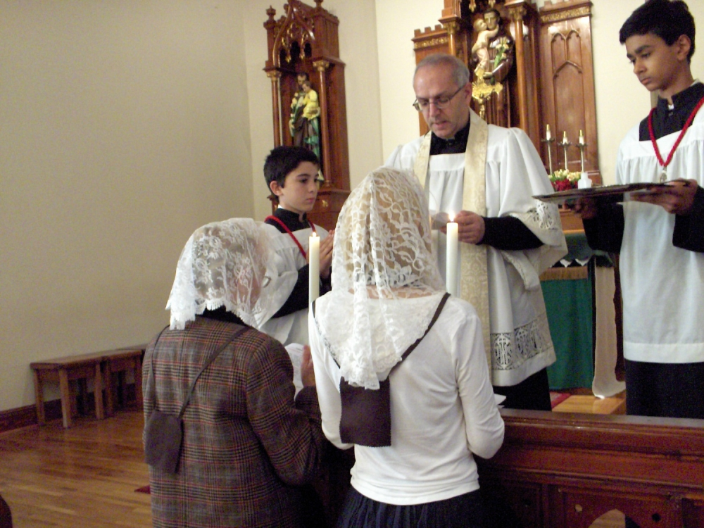 A catholic life the franciscan third order of the society for The franciscan