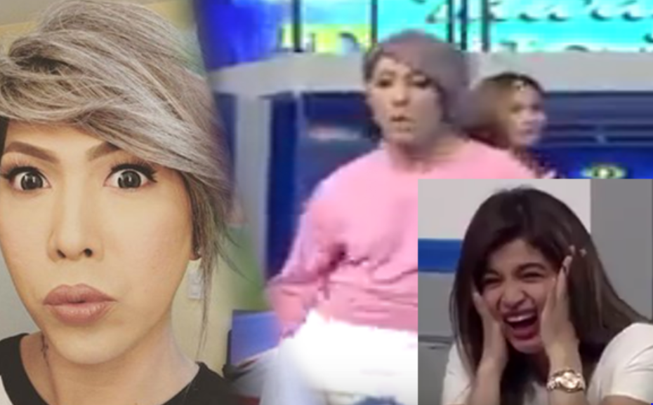 vice ganda trumpet dance funny video